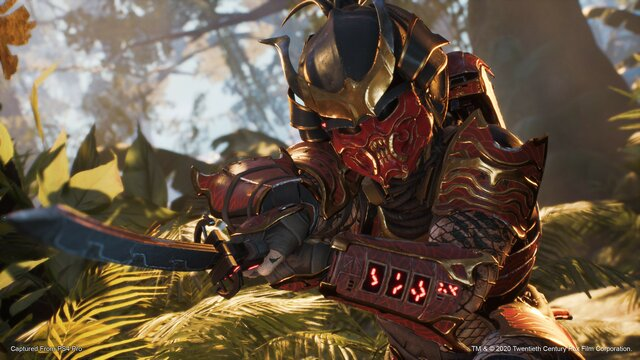 Predator: Hunting Grounds - Samurai Predator Pack