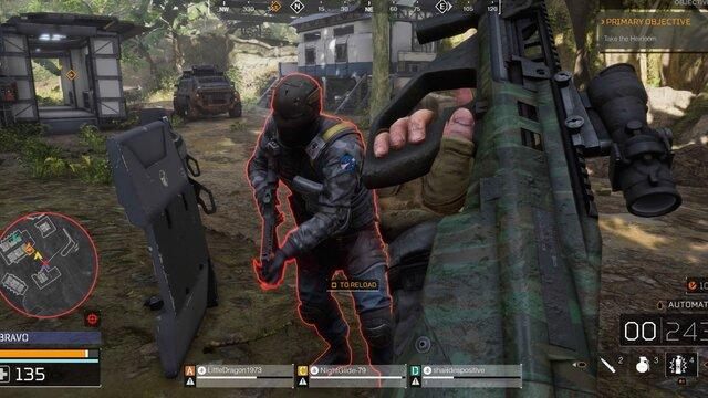 "Predator: Hunting Grounds - Dante ""Beast Mode"" Jefferson Pack"