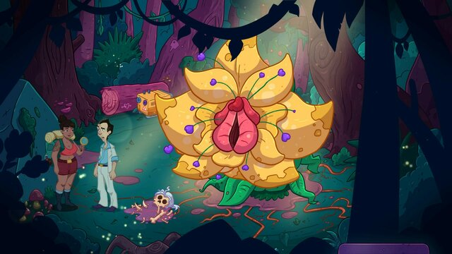 Leisure Suit Larry: Wet Dreams Dry Twice - Save the World Edition