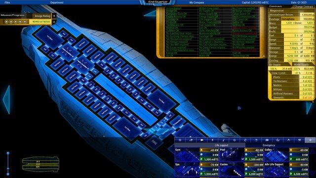 Starship Corporation: Cruise Ships