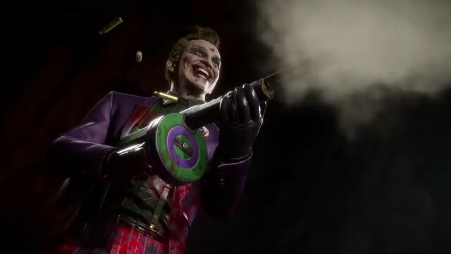 Mortal Kombat 11 - The Joker