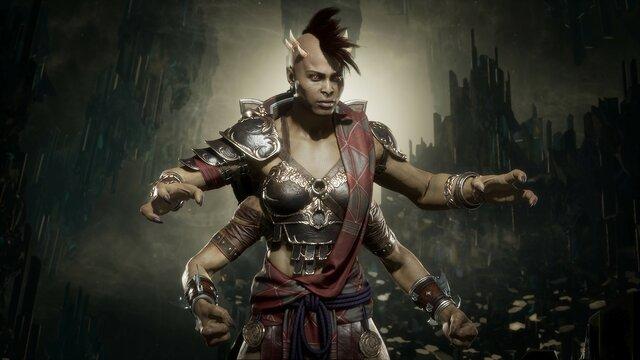 Mortal Kombat 11 - Sheeva