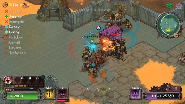 NecroLand: Undead Corps