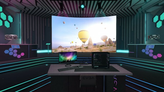 PC Building Simulator - EVGA Workshop