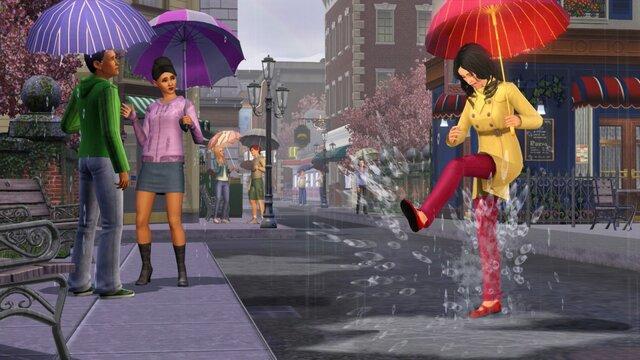 The Sims 3 - Seasons