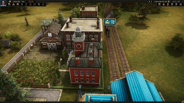 Railroad Corporation - Yellow Fever