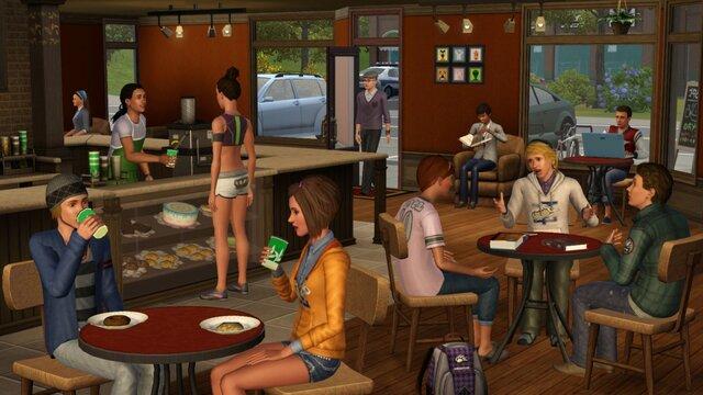 The Sims 3 - University Life