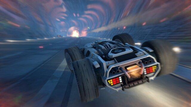GRIP: Combat Racing - DeLorean 2650