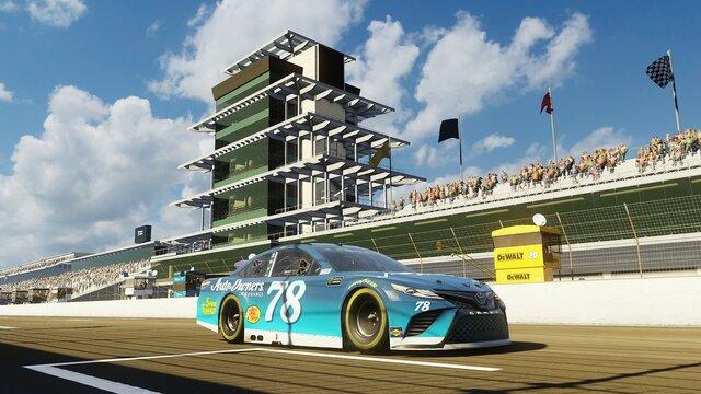 NASCAR Heat 3 - 2018 Hot Pass