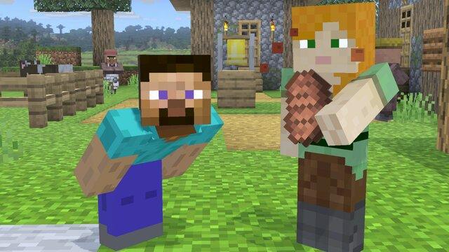 Super Smash Bros. Ultimate - Fighters Pack 7: Steve & Alex