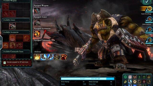 Warhammer 40,000 : Dawn of War II - Retribution - Lord General Wargear